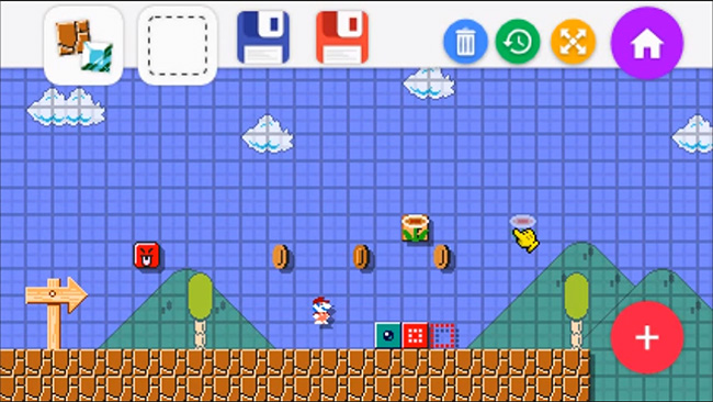 Download: There's A Super Mario Maker Clone For PC In The Making